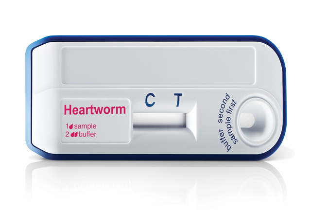 Heartworm Rapid Test